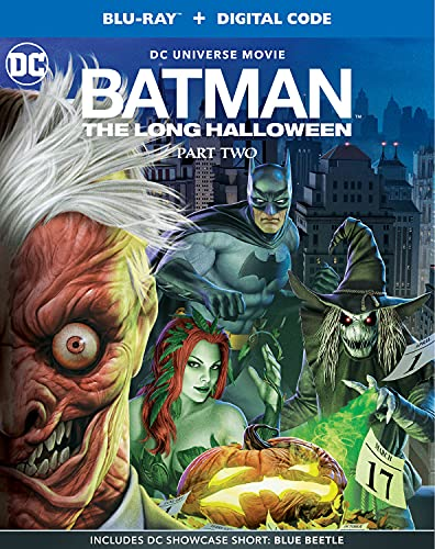 Batman: The Long Halloween, Part Two [Blu-ray]