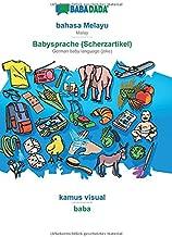 BABADADA, bahasa Melayu - Babysprache (Scherzartikel), kamus visual - baba (Malay Edition)