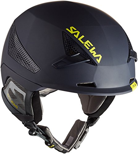 SALEWA VERT HELMET, NIGHT/BLACK, S/M