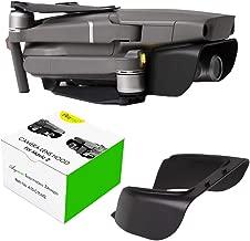 Arzroic Mavic 2 Lens Hood Sun Shade Gimbal Protector Cover Camera Lens Cover Guard Accessories for DJI Mavic 2 Pro/Zoom