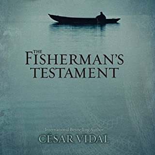 The Fisherman's Testament audiobook cover art