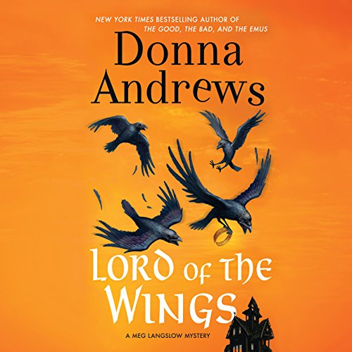 Lord of the Wings audiobook cover art