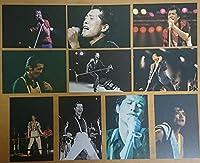 矢沢永吉You Say YAZAWA 1977年1987年 武道館ポストカード