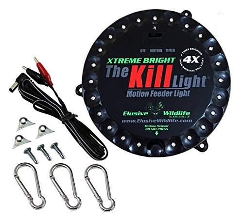 Elusive Wildlife Kill Light Xtreme Bright Motion...