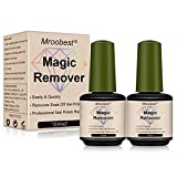 [page_title]-Nagellackentferner, Magic Gel Remover, Magic Nail Polish Remover, Professioneller Gel-Nagellackentferner zum Tränken,einfach und schnell Nagellackentferner,schützt Ihre Nägel - 15ML(2Pcs)