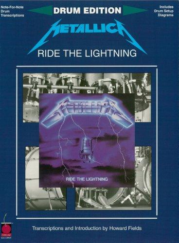 Metallica - Ride the Lightning S...
