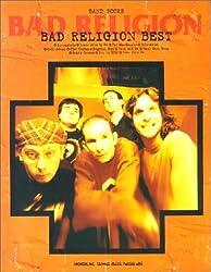 バンドスコア BAD RELIGION BEST (バンド・スコア)