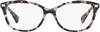 Ralph by Ralph Lauren Women's Ra7092 Butterfly Prescription Eyewear Frames