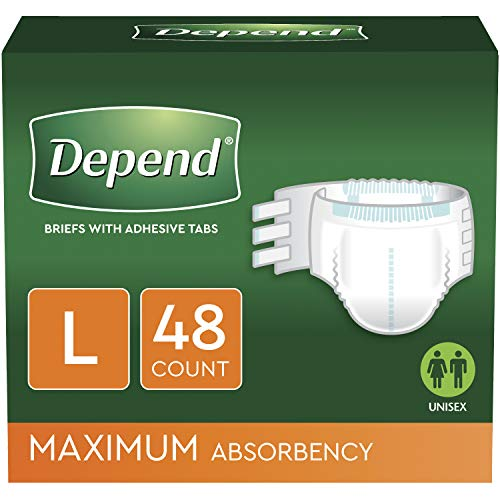 Depend Incontinence Protection...