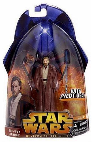 Hasbro Star Wars E3 BF70 OBI-WAN Pilot