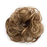 Synthetic Fungus Hair Curly Hair Extension Set Ponytail Hair Tail Wig Curly Hair United States 12H24