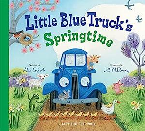 Little Blue Truck\'s Springtime