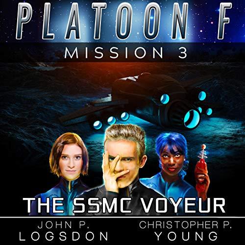 The SSMC Voyeur cover art