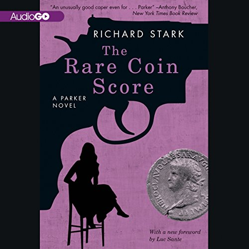 The Rare Coin Score audiobook cover art