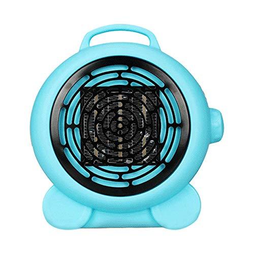 WJTHH Mini Riscaldatore Elettrico Piccolo Ventilatore di Riscaldamento Riscaldatore in Ceramica Personale Portatile Macchina di Riscaldamento Solare A Basso Rumore Casa Aria Calda per l