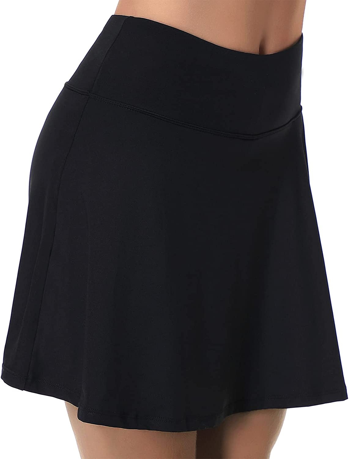 Sale item Xioker Women Skorts Skirts for Golf with Tennis half Clothing