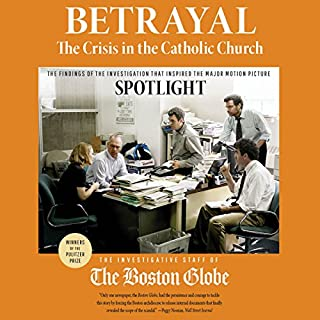 Betrayal: The Crisis in the Catholic Church cover art