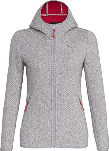 Salewa Damen Woolen Sweatshirt, Multicolor, 40/34