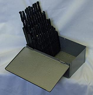 41 piece Metric Drill Set 0.1mm Increments