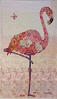 Pinkerton Flamingo Collage Quilt Pattern By Laura Heine