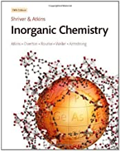 Solutions Manual to accompany Shriver & Atkins' Inorganic Chemistry by Shriver, Duward, Atkins, Peter [W. H. Freeman,2010] [Paperback] Fifth (5th) Edition