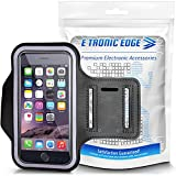 Cell Phone Armband: Best Sweatproof Sports Arm Band Strap Protective Holder Pouch Case