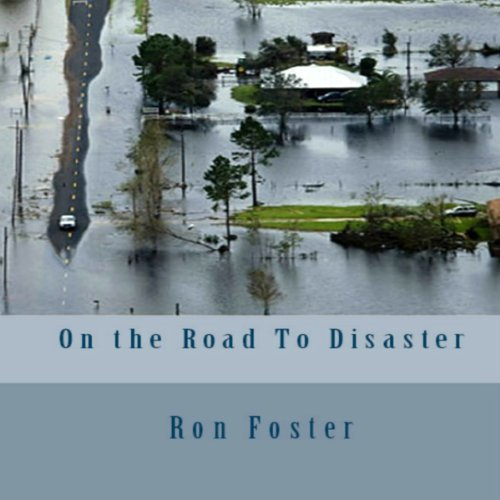 On the Road to Disaster audiobook cover art