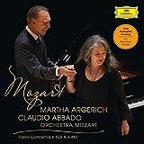 Mozart No.25 Major K.503 Piano Concerto No.20 in d Minor K.466