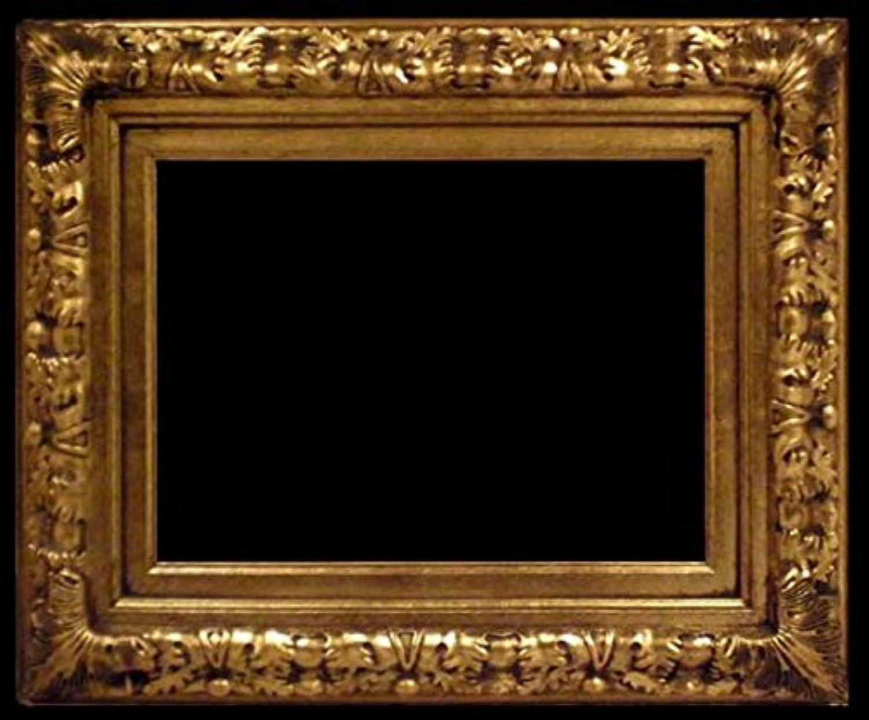 Holzrahmen in Golden Farbe, 24 x 36 36 36 in in B0193GK0O2 | Attraktives Aussehen  9c0b5a