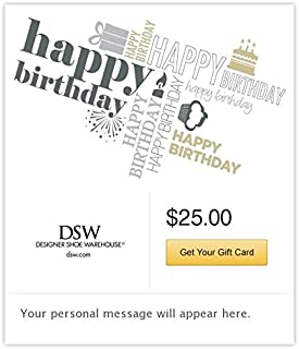 dsw birthday