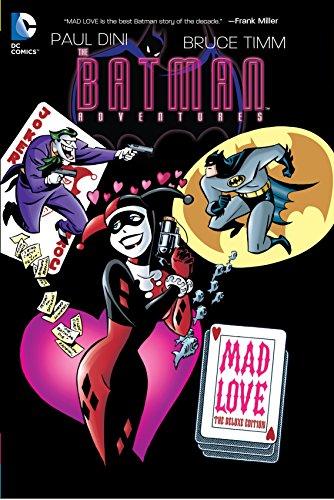 Batman Adventures: Mad Love Deluxe Edition HC
