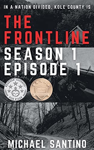 The Frontline by Michael Santino ebook deal