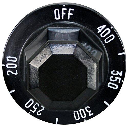 VULCAN HART Fryer Thermostat Temperature Control KNOB DIAL 408659-2