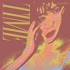 相谷レイナ「Time」の歌詞を収録したCDジャケット画像