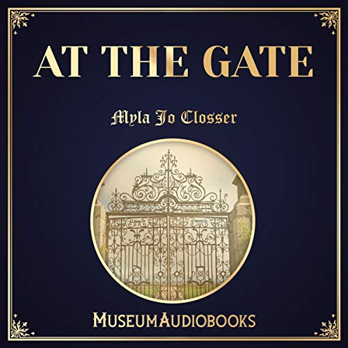 At the Gate audiobook cover art