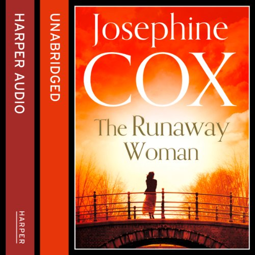 The Runaway Woman audiobook cover art