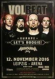 Volbeat - Let`s Boogie, Leipzig 2016 »
