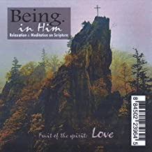Fruit of Spirit: Love by Christian Relaxation & Meditation on Scripture (2009) Audio CD