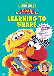 Sesame Street - Learning to Share: Katie Couric