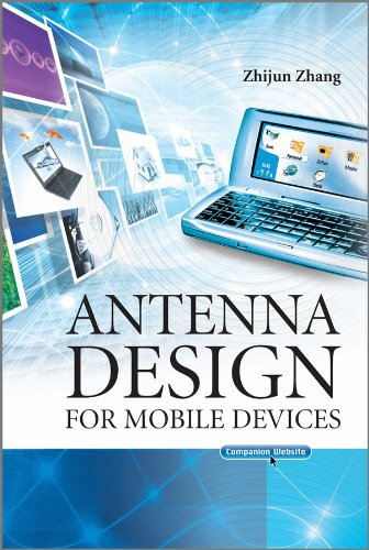 Antenna Design for Mobile Devices (Wiley - IEEE)