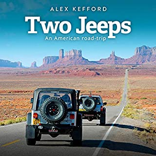 Two Jeeps audiobook cover art