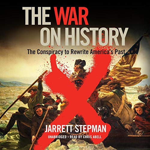 The War on History audiobook cover art
