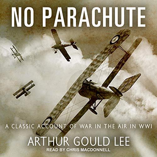No Parachute cover art