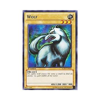 yugioh wolf cards
