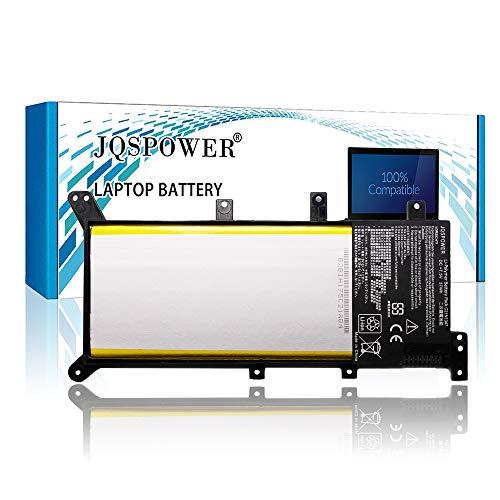 JQSPOWER C21N1347 Batería para ASUS X555 X555L X555LA X555LB X555LD X555LF A555 A555L F555 F555L F555LD K555 K555L K555LD K555LF K555LJ K555LN K555LP R556L R556LA R556LB 2ICP4/63/134【7.5V 37Wh】