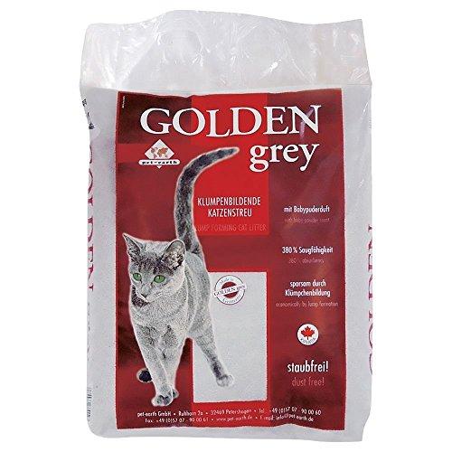 Golden grey | Katzenstreu | 14 kg