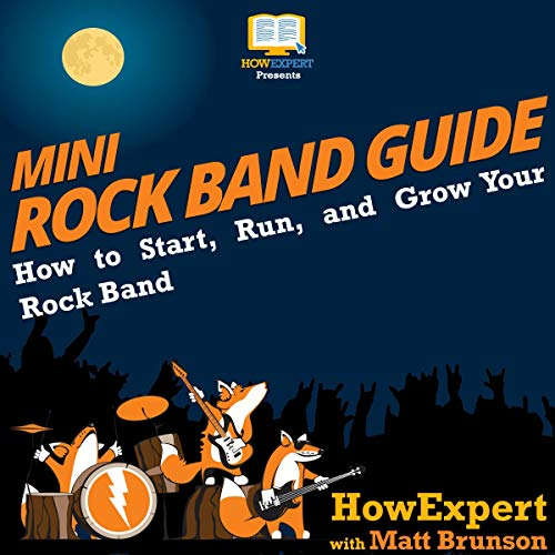 Mini Rock Band Guide  By  cover art