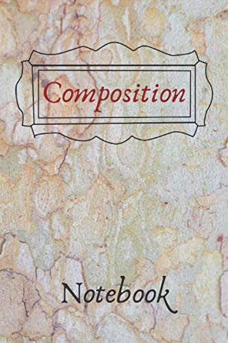Composition Notebook: you