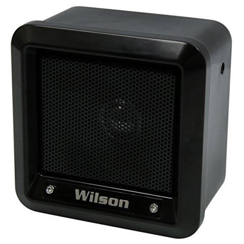 Wilson 305600BLK Verlängerungslautsprecher, Stahl, 22 Gauge, Schwarz