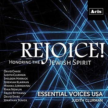 Rejoice! Honoring the Jewish Spirit